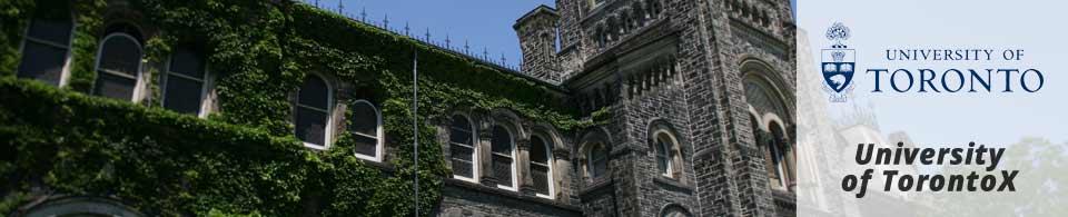 University of Toronto edX